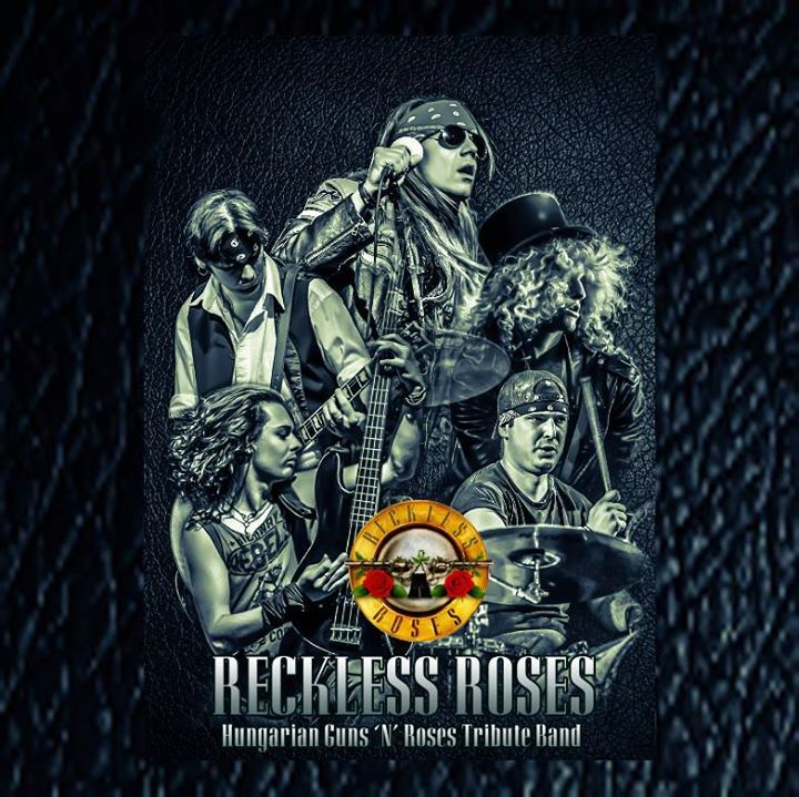 Reckless Roses Tour Dates