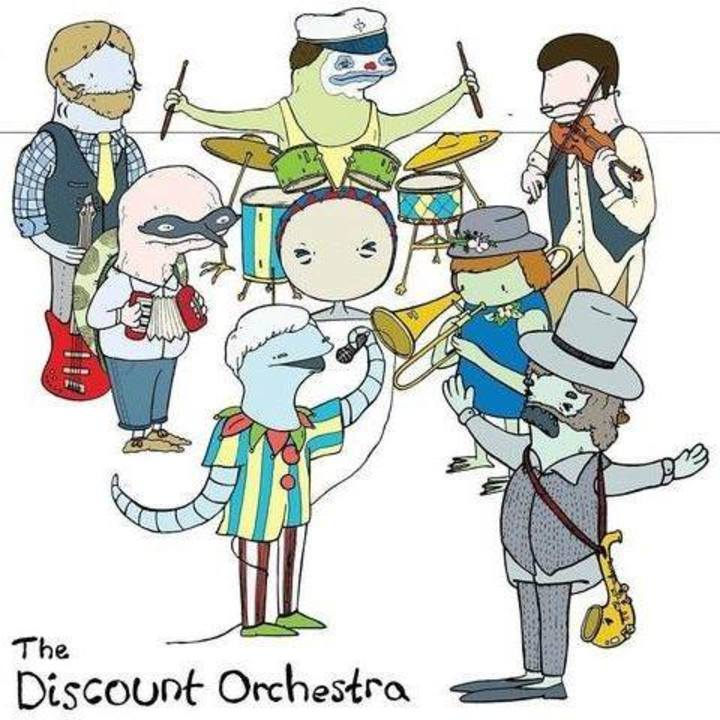 Discount Orchestra @ The Lighthouse - Deal, United Kingdom