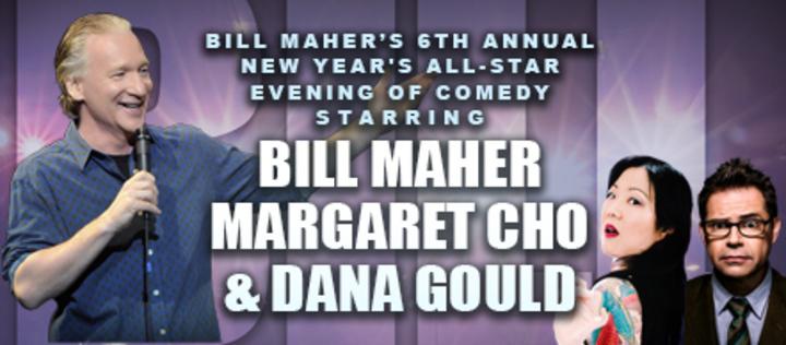 Bill Maher @ Maui Arts & Cultural Center - Kahului, HI