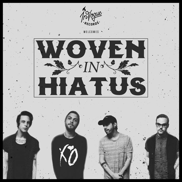 Woven In Hiatus Tour Dates