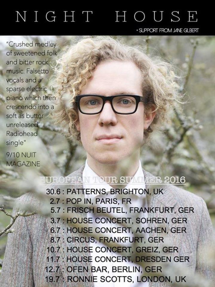 Nick Williams Tour Dates