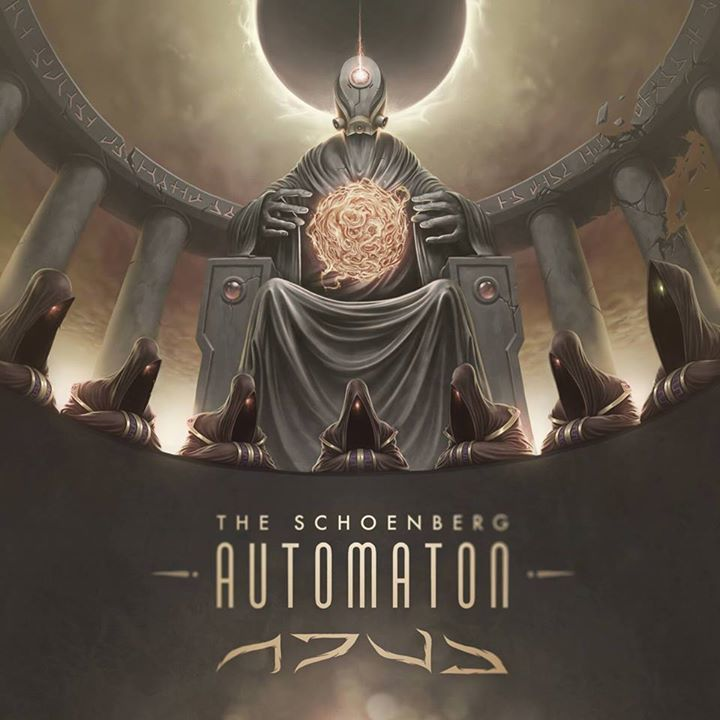The Schoenberg Automaton Tour Dates