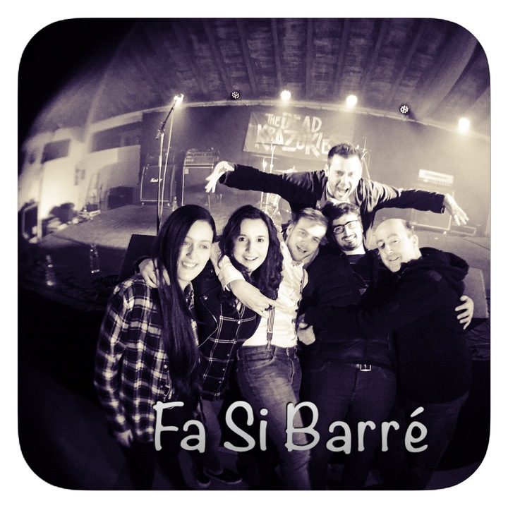 Fa Si Barré Tour Dates