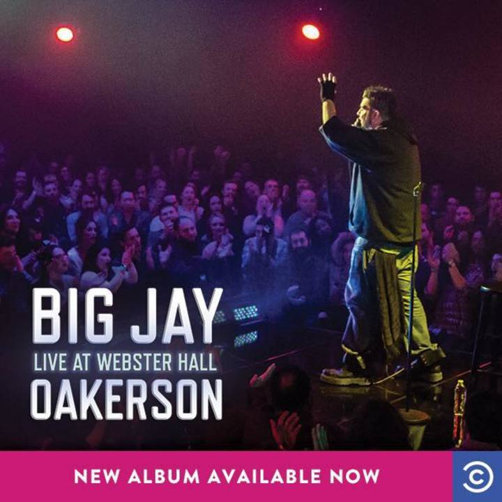 Big Jay Oakerson @ Helium Comedy Club - Portland, OR