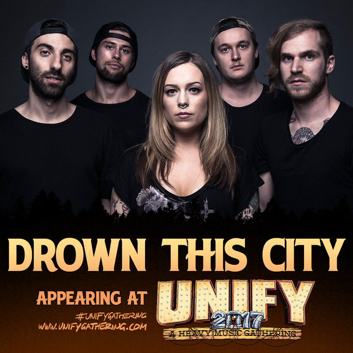 Drown This City @ Unify Heavy Music Gathering - Tarwin Lower, Australia