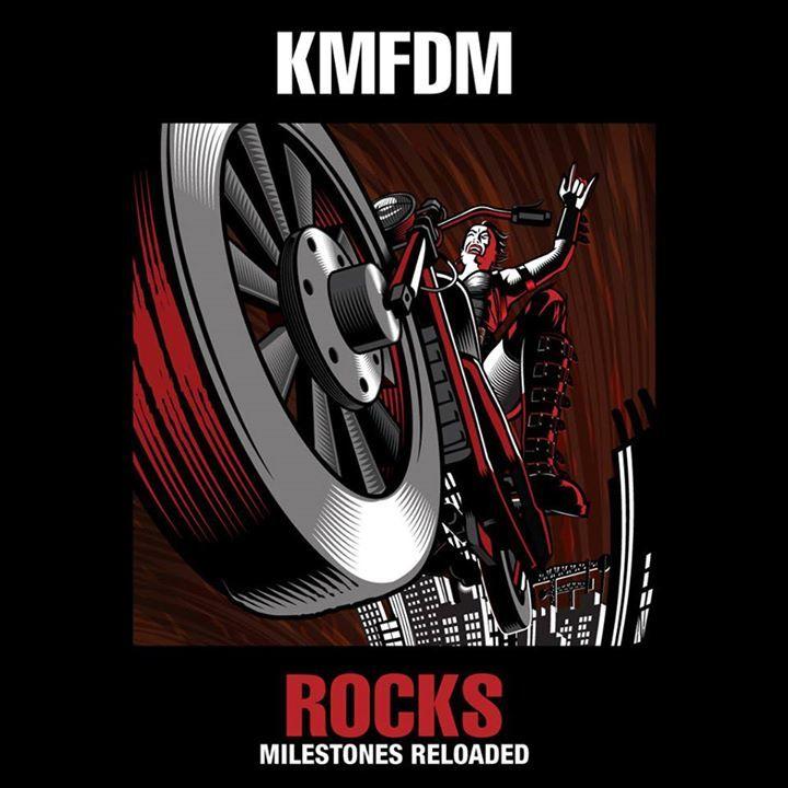 KMFDM @ The Fleece - Bristol, United Kingdom