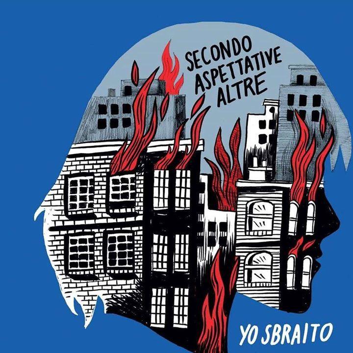 Yo Sbraito Tour Dates