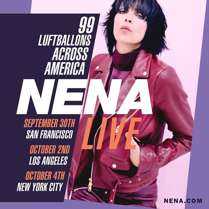 Nena Tour Dates