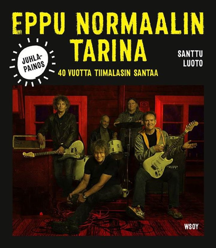 Eppu Normaali Tour Dates