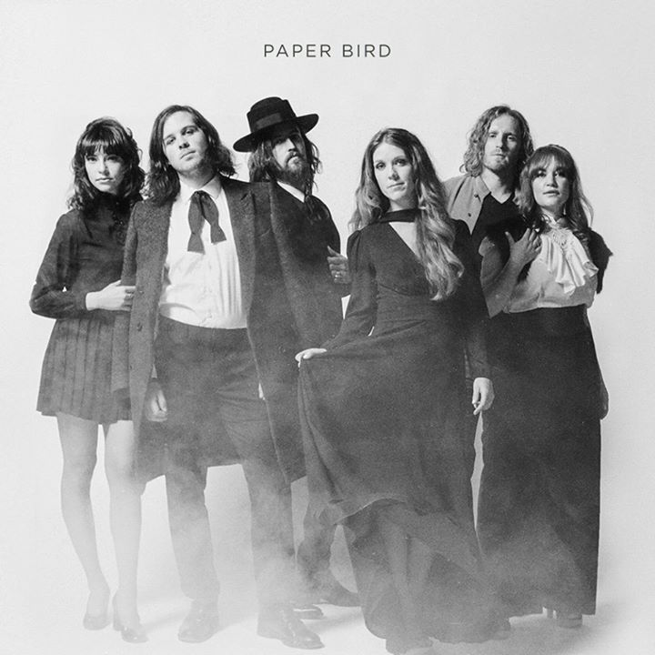 Paper Bird Tour Dates