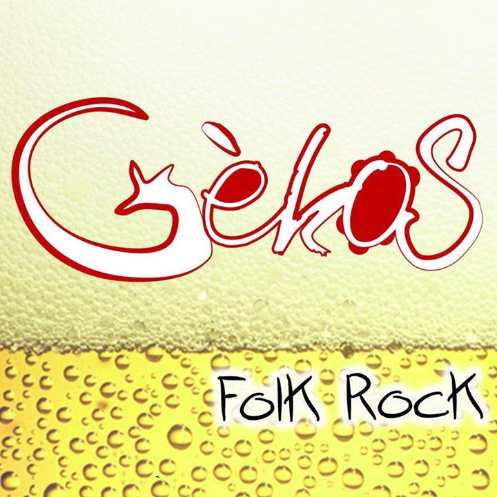 Gèkos Tour Dates