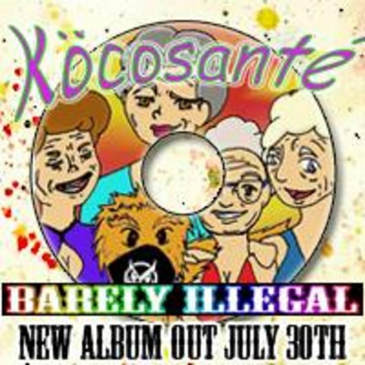 Kocosante Tour Dates