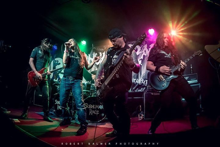 Subhuman Race (Skid Row Tribute Band) @ The Vic Bikers Pub - Coalville, United Kingdom