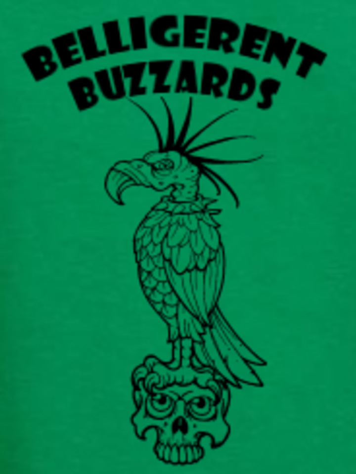 Belligerent Buzzards Tour Dates