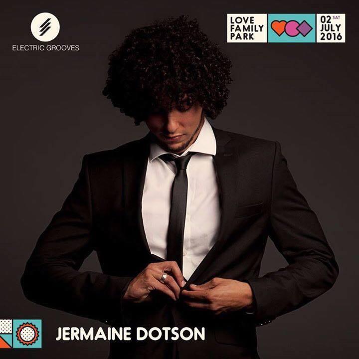 Jermaine Dotson Tour Dates
