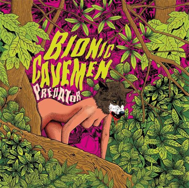 Bionic Cavemen Tour Dates