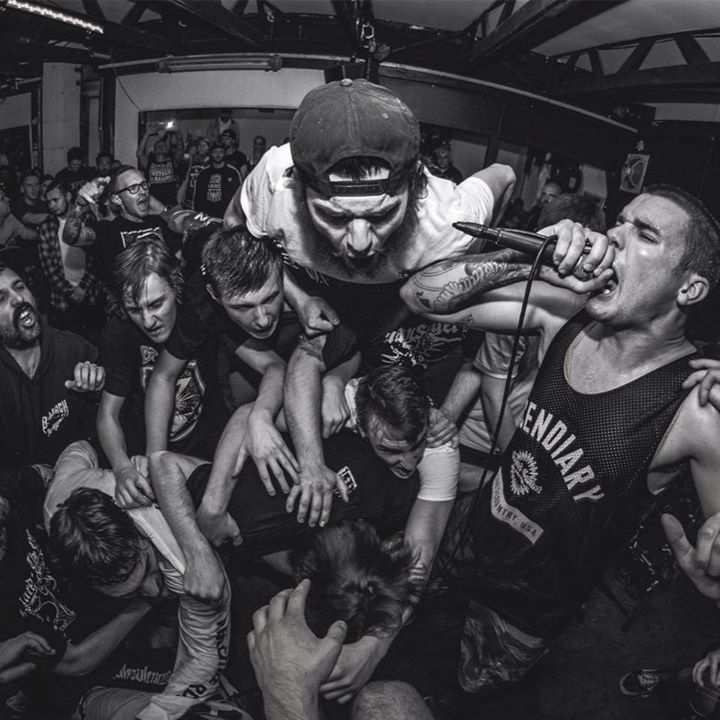 Expire @ Sound Control - Manchester, United Kingdom