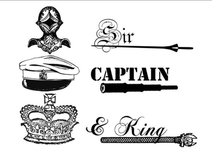 Sir, Captain & King Tour Dates