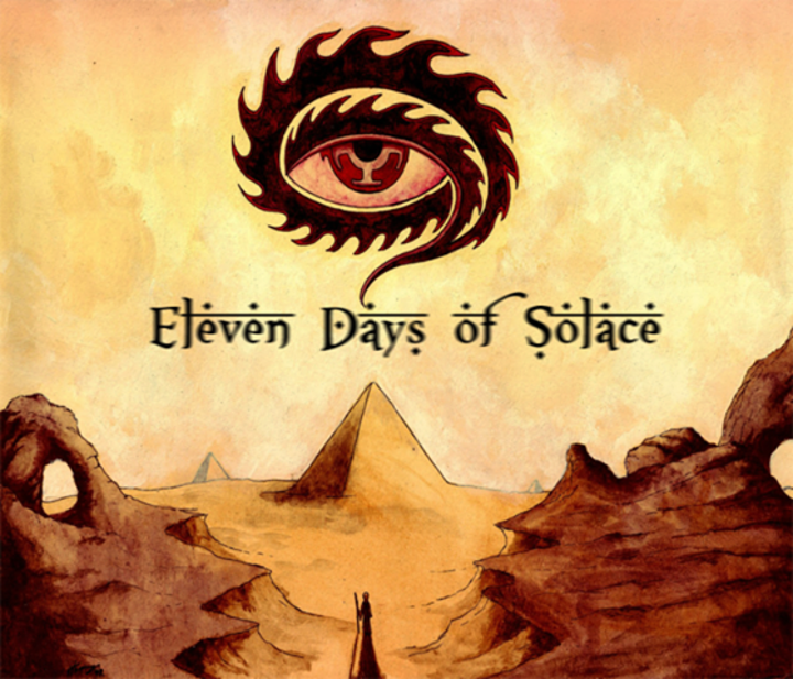 Eleven Days of Solace Tour Dates