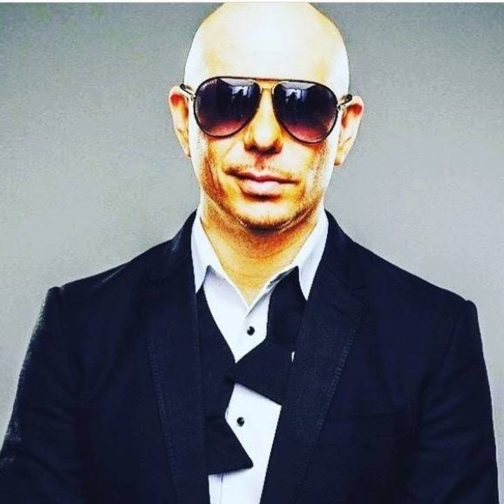 Pitbull @ Global Event Center at WinStar World Casino and Resort - Thackerville, OK