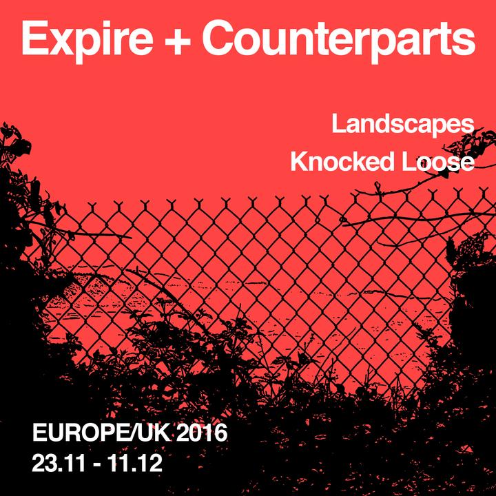 Landscapes @ Sound Control - Manchester, United Kingdom