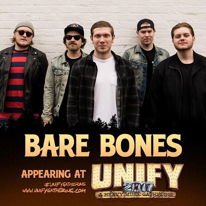 Bare Bones Tour Dates