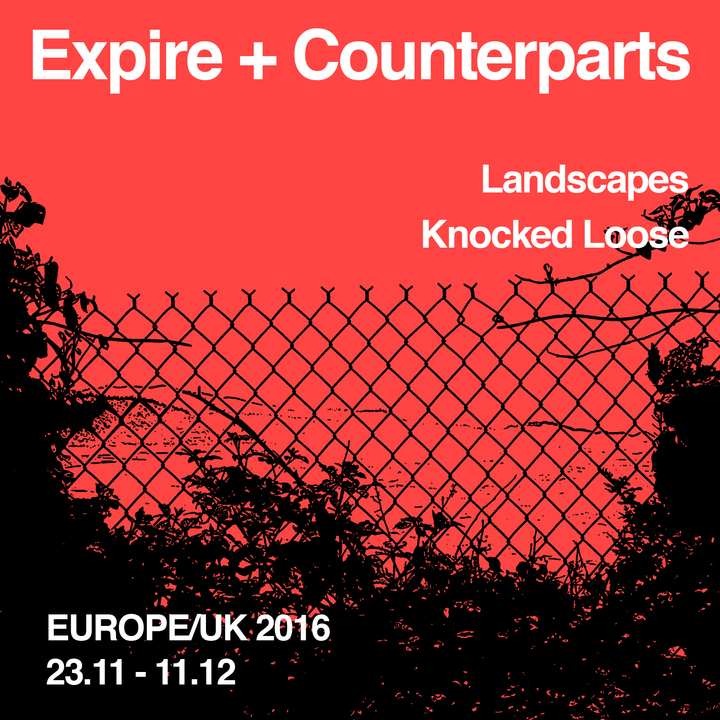 Landscapes @ Muziekodroom - Hasselt, Belgium
