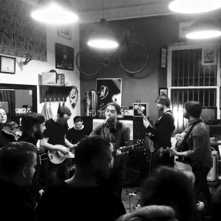 Dante (Scotland) @ Benjamin Barker Barbers - Dundee, United Kingdom