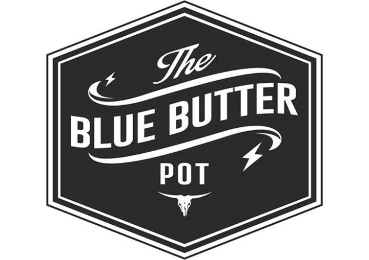 The Blue Butter Pot @ La tavern' - Nevers, France