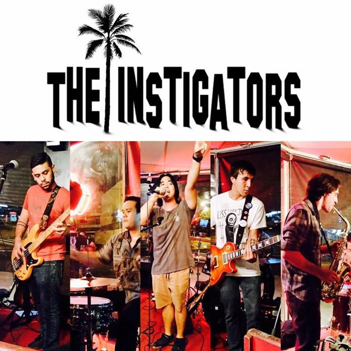 The Instigators Tour Dates