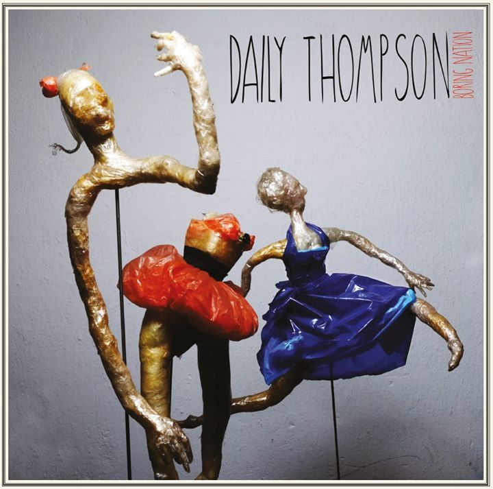 Daily thompson @ PRM - Bamberg, Germany