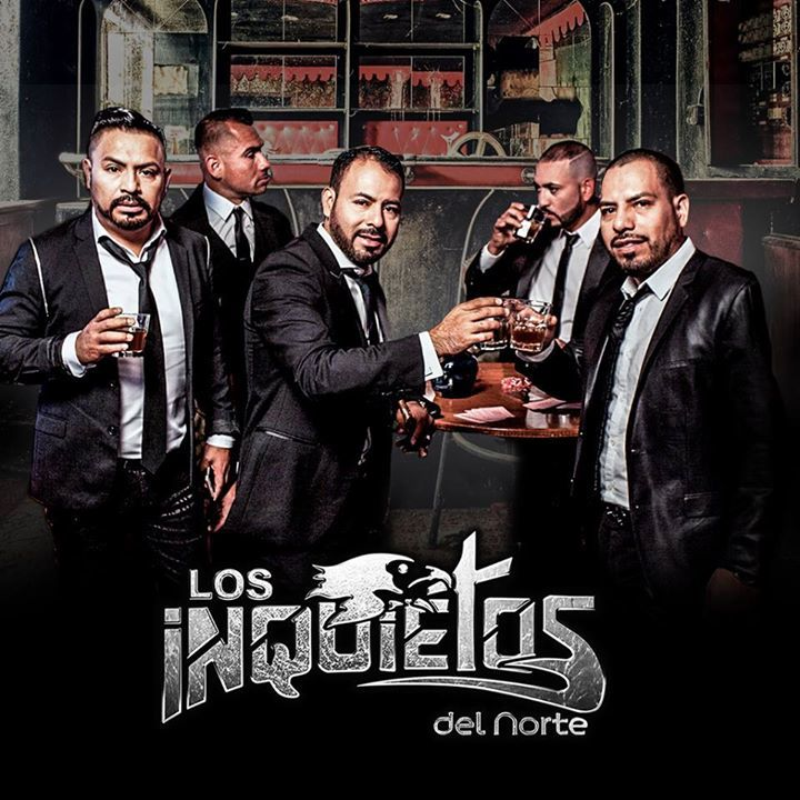 LOS INQUIETOS DEL NORTE Tour Dates