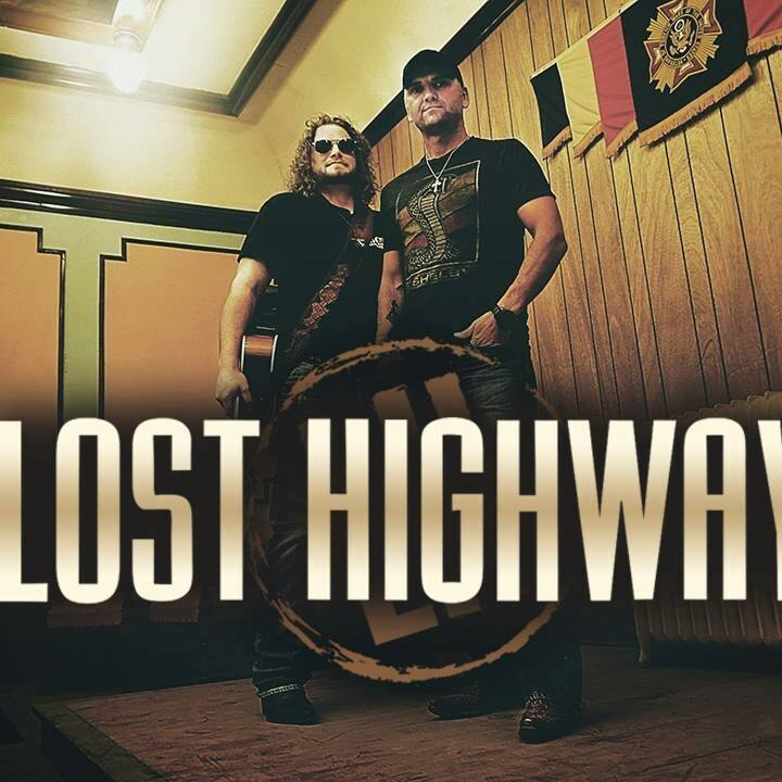 Lost Highway Tour Dates