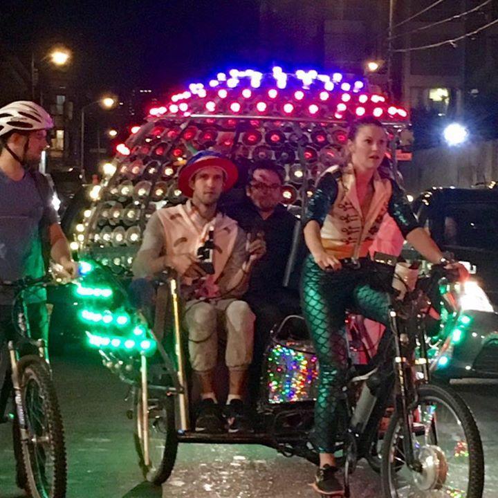 Karaoke Rickshaw Tour Dates