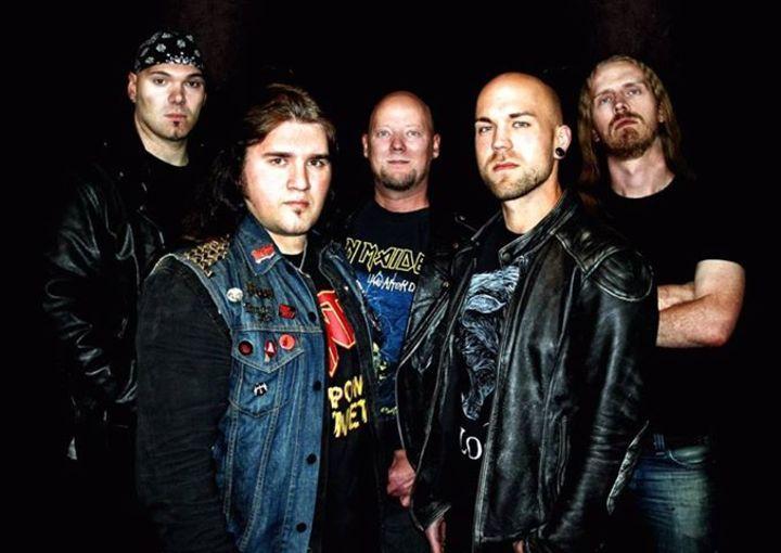 Iron Fate Tour Dates