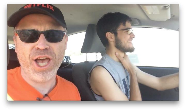 Ryan Scott Long @ Woodstocks Pizza - Davis, CA