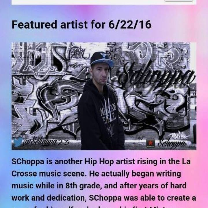 SChoppa Tour Dates
