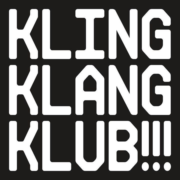 KLING KLANG KLUB Tour Dates