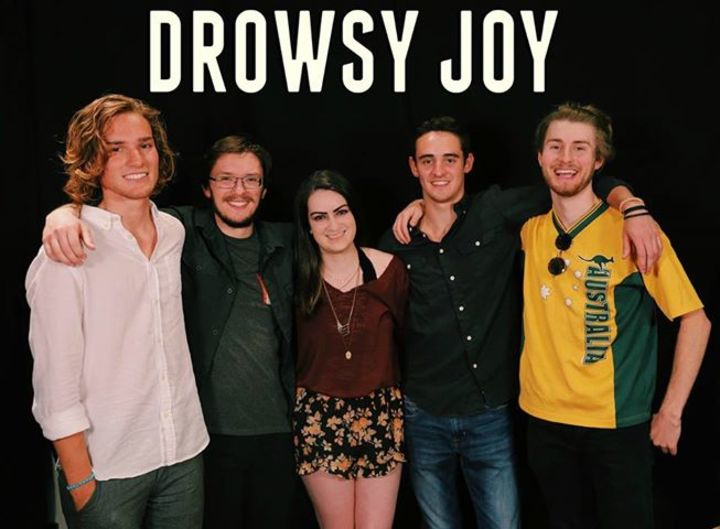 Drowsy Joy Tour Dates