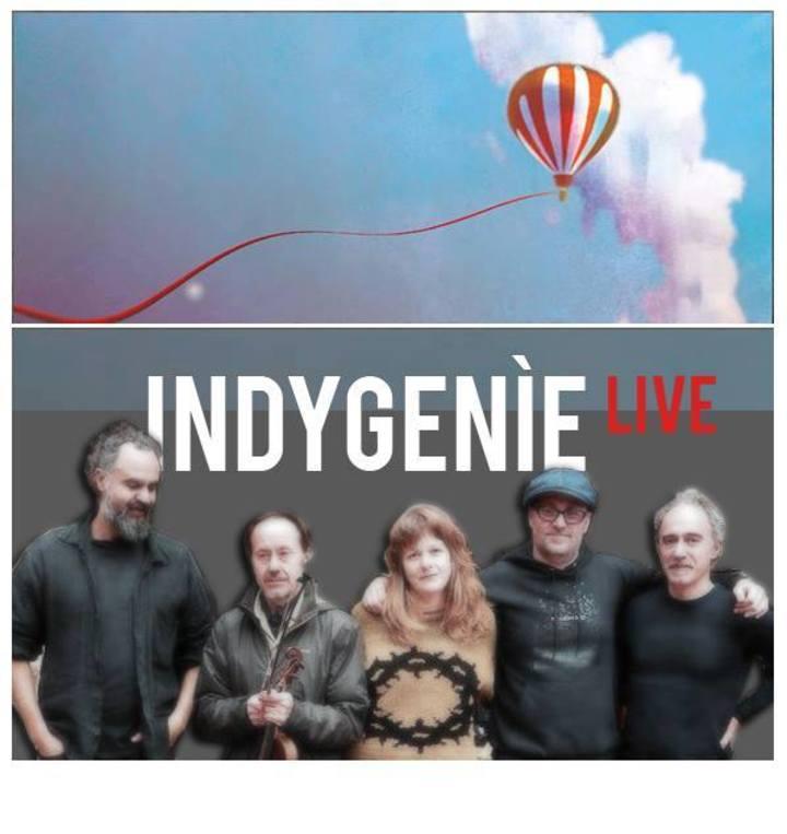 Indygenie Tour Dates