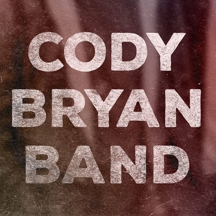 Cody Bryan Band Tour Dates