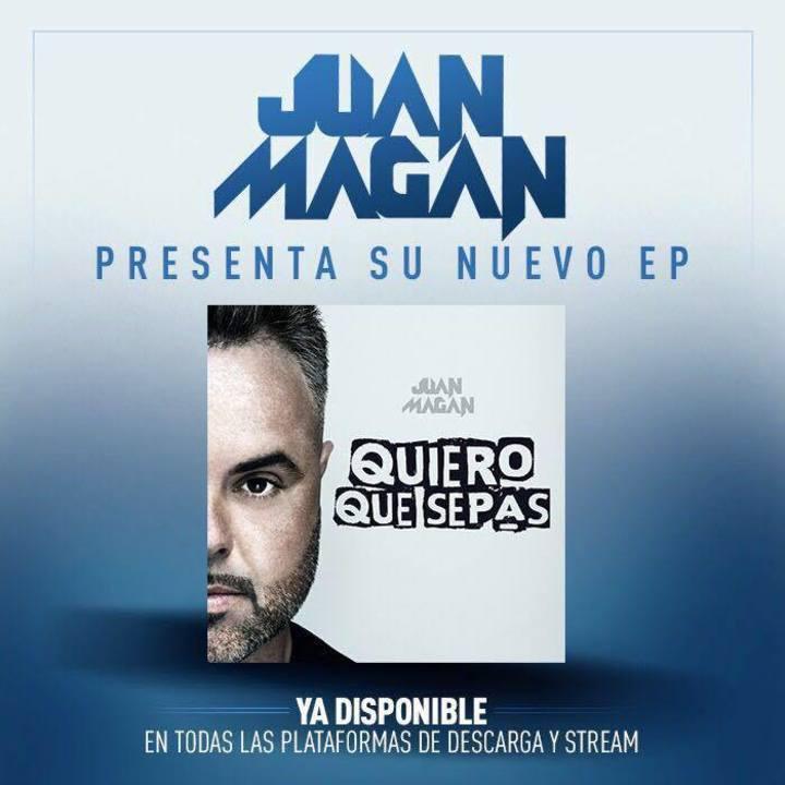 Juan Magan Tour Dates