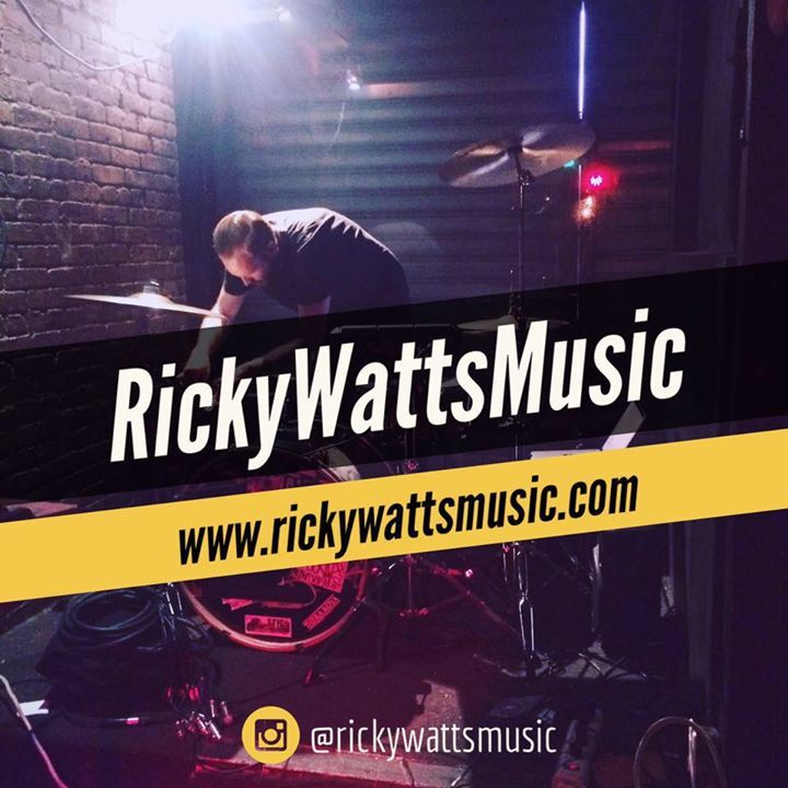 Ricky Watts Music Tour Dates