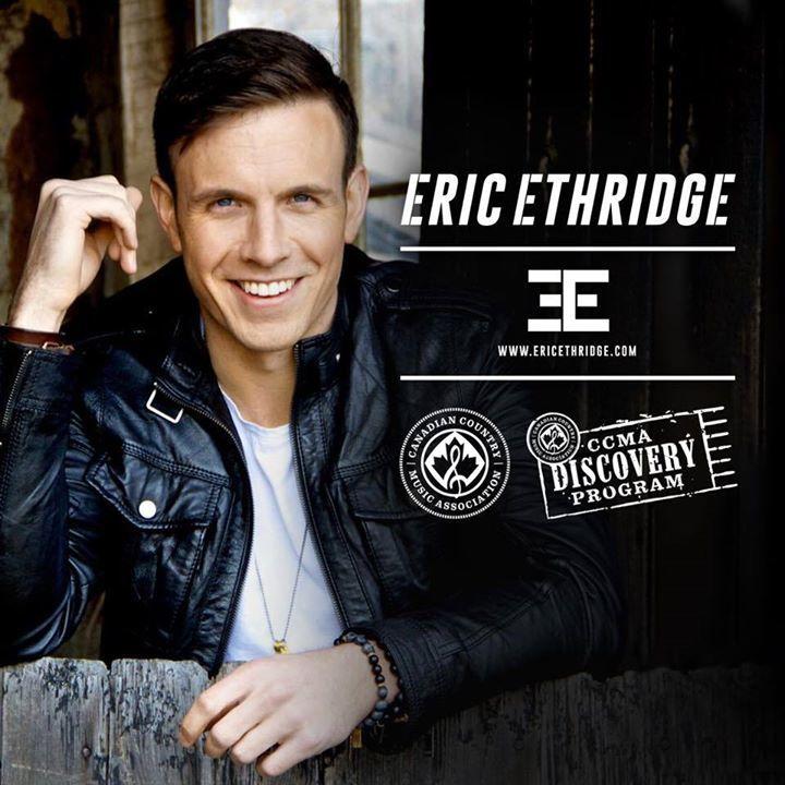 Eric Ethridge Tour Dates