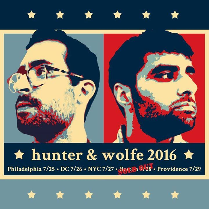 Hunter & Wolfe Tour Dates