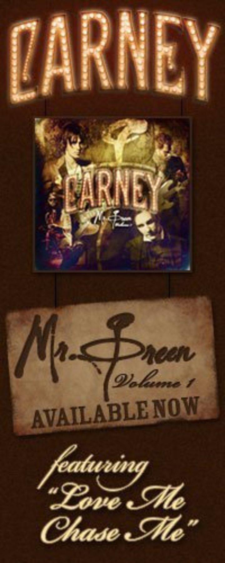 Carney Tour Dates
