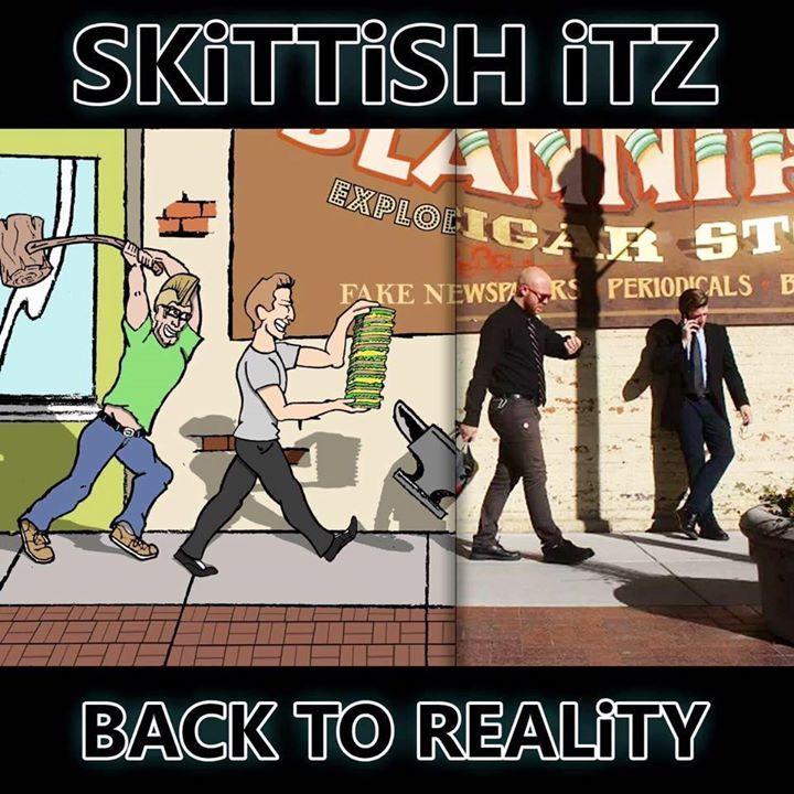 SKiTTiSH iTZ Tour Dates