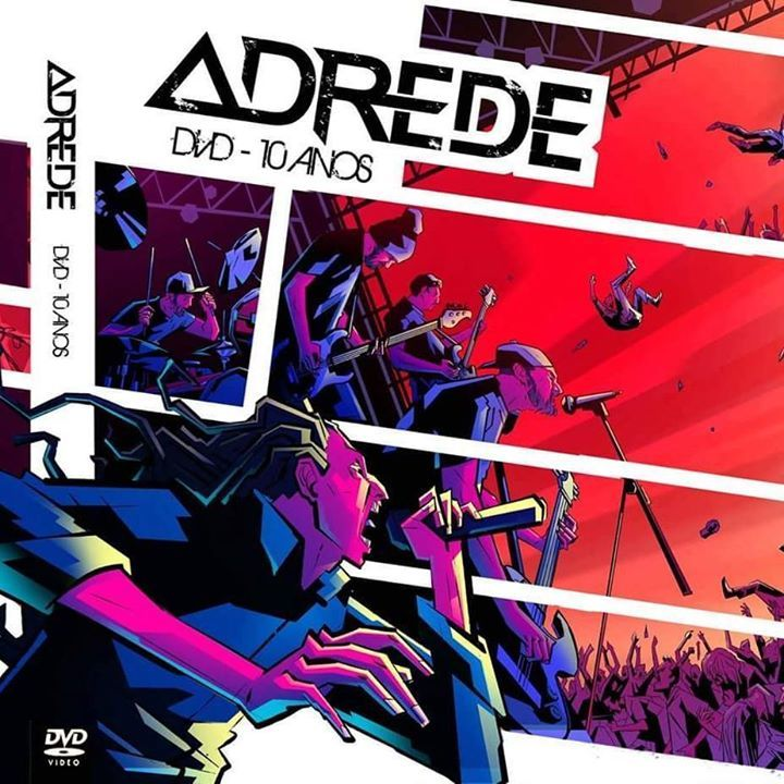 ADREDE (BRASIL) Tour Dates