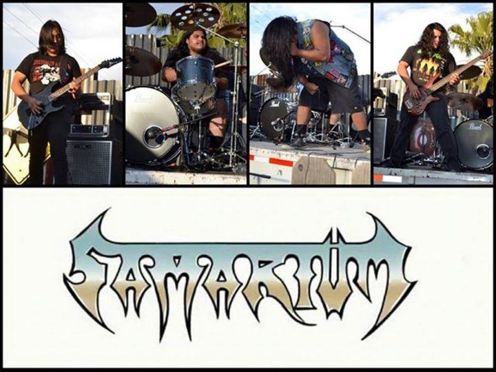 Samarium Tour Dates