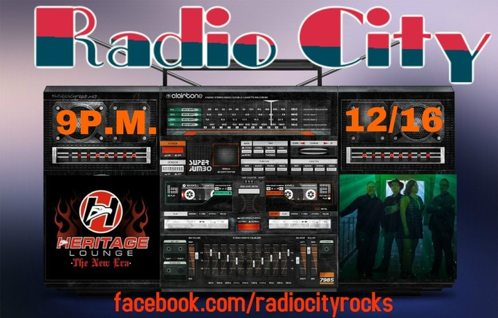 RadioCity @ The Heritage Lounge - Pickerington, OH